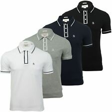 Mens Polo T-Shirt by Original Penguin 'Earl' Short Sleeved