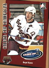 2006-07 ITG Heroes & Prospects Calder Cup Champions #CC10 Boyd Kane