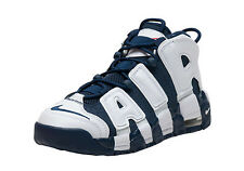 Nike Air More Uptempo Navy Blue White Scottie Pippen 414962 104 Olympic Gold USA