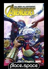 ALL NEW ALL DIFFERENT AVENGERS VOL 2 FAMILY BUSINESS - SOFTCOVER GRAPHIC NOVEL