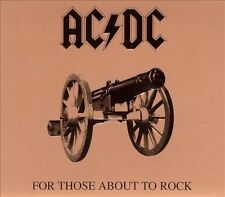 AC/DC, For Those About to Rock We Salute You, Excellent Original recording remas