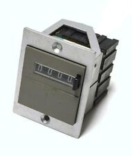 HECON CORP. G04141891 4-DIGIT 110 VAC COUNTER