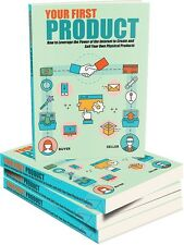Guide To Making Money With Your Own Product- eBook and Videos on 1 CD