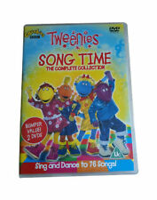 Tweenies - Song Time: The Complete Collection [DVD], Good Condition DVD, ,