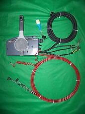 YAMAHA MARINE: 703 (pull to open style): REMOTE CONTROL BOX with THROTTLE CABLES