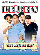 MY BABY'S DADDY WIDESCREEN DVD MOVIE EDDIE GRIFFIN ANTHONY ANDERSON FREE SHIP