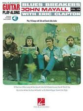 NEW Blues Breakers with John Mayall & Eric Clapton by John Mayall Paperback Book