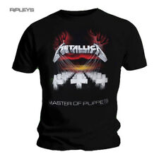 Official T Shirt METALLICA Master of Puppets Damage EURO TOUR '86 All Sizes