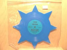 Iron Maiden Interview Adrian Smith - SHAPED COLOR VINYL    NEW