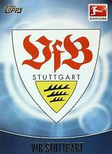 TOPPS BUNDESLIGA CHROME - VFB STUTTGART - CREST - STAR PLAYER - BASE CARDS