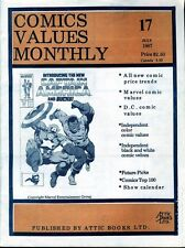 Comics Values Monthly (1986) #17 FN