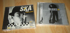 *SEALED* SKA BEATS LIVE CD THE SPECIALS MADNESS BEAT SELECTER mod two 2-tone ska
