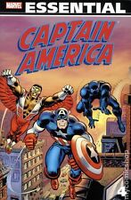 Essential Captain America TPB (2008- Marvel) 2nd Edition #4-1ST NM