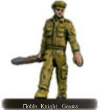 WOTC Axis & Allies North Africa Greek Soldier NM