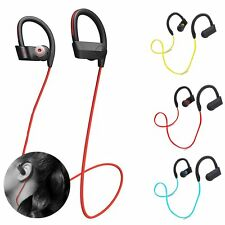 Wireless Bluetooth HD Stereo Headset Bass Headphone Sport  for iPhone Samsung LG