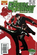 Green Hornet Parallel Lives (2010 Dynamite) #1A NM
