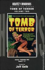 Harvey Horrors Collected Works: Tomb of Terror HC (2011 PS Artbooks) #2-1ST NM
