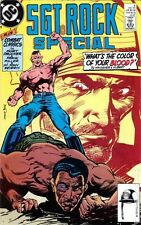 Sgt. Rock Special (1988) #6 FN