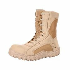 Rocky Tactical Boot Mens S2V Composite Toe Military Desert Tan RKYC028