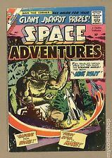 Space Adventures (1952 1st series) #29 VG- 3.5