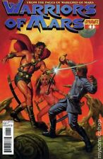 Warriors of Mars (2012 Dynamite) #1A NM
