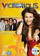 Victorious - Series 1 Vol.2 (DVD, 2012, 2-Disc Set) NEW AND SEALED REGION 1