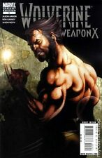 Wolverine Weapon X (2009 Marvel) #3B FN