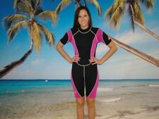 Wetsuit 3MM Female shorty size XSmall to 5X Plus Size Stretch Series 8814XS