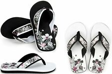 GIRLS URBAN BEACH PETAL FLIP FLOP SANDALS BEACH HOLIDAY
