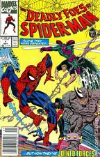 Deadly Foes of Spider-Man (1991) #1 FN