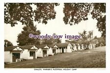 rp01375 - Warners Holiday Camp , Puckpool , Ryde , Isle of Wight - photograph