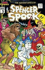 Adventures of Spencer Spook (1986) #5 FN