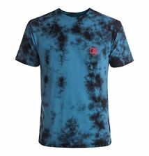 DC SHOES SINGLE STAR TEE COPEN BLUE MENS SKATEBOARD LONGBOARD T-SHIRT NEW