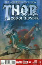 Thor God of Thunder (2012) #17 VF