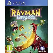 New Sealed Rayman Legends Game PS4 (Sony PlayStation 4, 2014) Free Postage UK