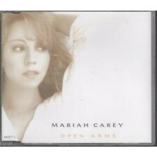 MARIAH CAREY Open Arms CD 4 Track B/W I Am Free, Fantasy Live And Vision Of
