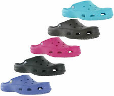 Crocs Freesail Comfort Clog Walking Summer Womens Slip On Sandals Shoes UK 4-9