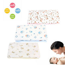 Baby Infant Waterproof Urine Mat & Changing Pad Cover Change Mat Diaper Bed