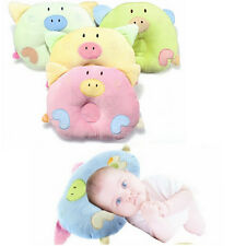 Baby Prevent Flat Head Pig Head Beddig Sleeping Infant Cotton Pillow Shaped Cute