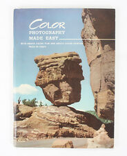 ANSCO COLOR PHOTOGRAPHY MADE EASY, 1954, 98 PAGES/185013