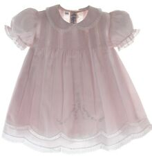 Baby Girls Pink Heirloom Slip Dress Feltman Brothers