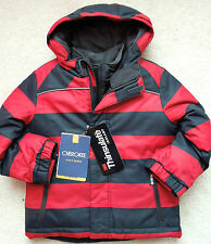 CHILD WINTER COAT ALL WEATHER JACKET 3 IN 1 JACKET CHEROKEE NWT sz 2T - 4T