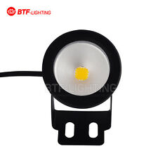 BTF 10W DC12V LED Flat Lens Underwater Spot Flood light Lamp IP65 for Pool