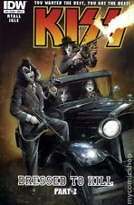 Kiss (2012 IDW) #2A NM