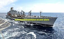 USN Replenishment Oiler USNS Walter S  Diehl  T-AO 193 Color Photo Military USS