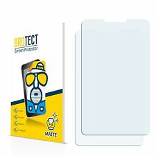 2x BROTECT Matte Screen Protector for Motorola Motoluxe XT389 Protection Film