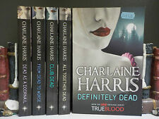Charlaine Harris - True Blood Series - 5 Books Collection! (ID:41331)
