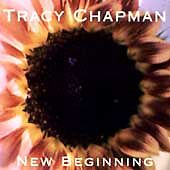New Beginning by Tracy Chapman (CD, 1995, Elektra) Very Good/Tested