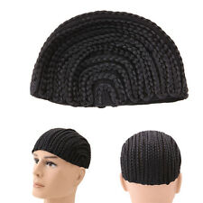 1Pc Cornrow Wig Caps For Making Wigs Adjustable Braided Wig Weaving Lace Cap