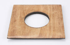 LENS BOARD, ABOUT 4.5 INCHES SQUARE, ~54MM DIAMETER HOLE/187225